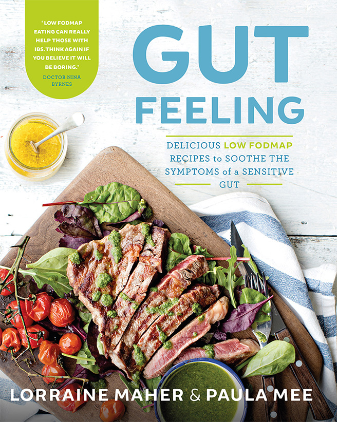 gut feeling book cover by paula mee