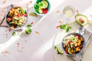 healthy food diet by paula mee